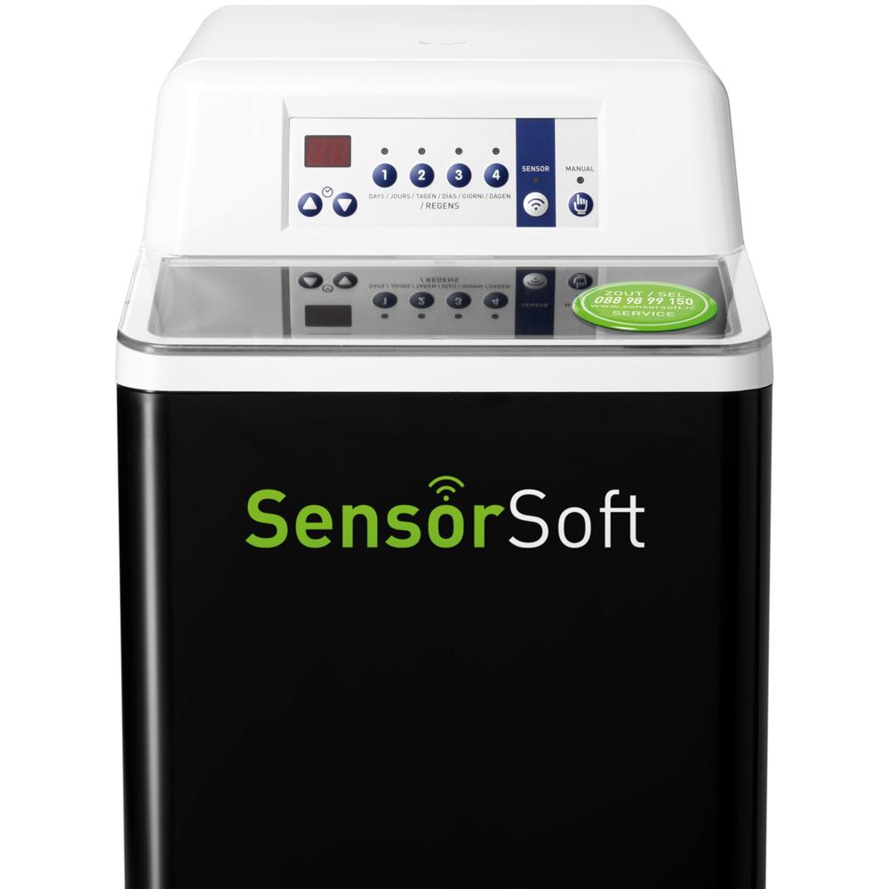 De SensorSoft waterontharder